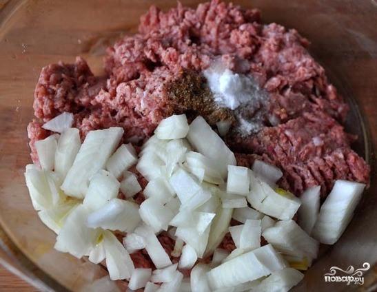 """Картофельная запеканка в мультиварке """"Поларис"""" - фото шаг 1"""
