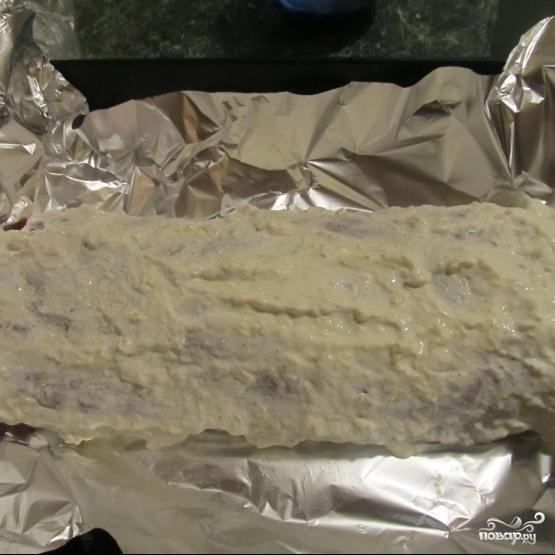 запеченная свинина в фольге в духовке рецепт фото