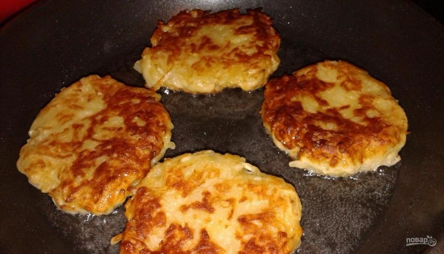 Зразы картофельные с фаршем и грибами в духовке рецепт с фото