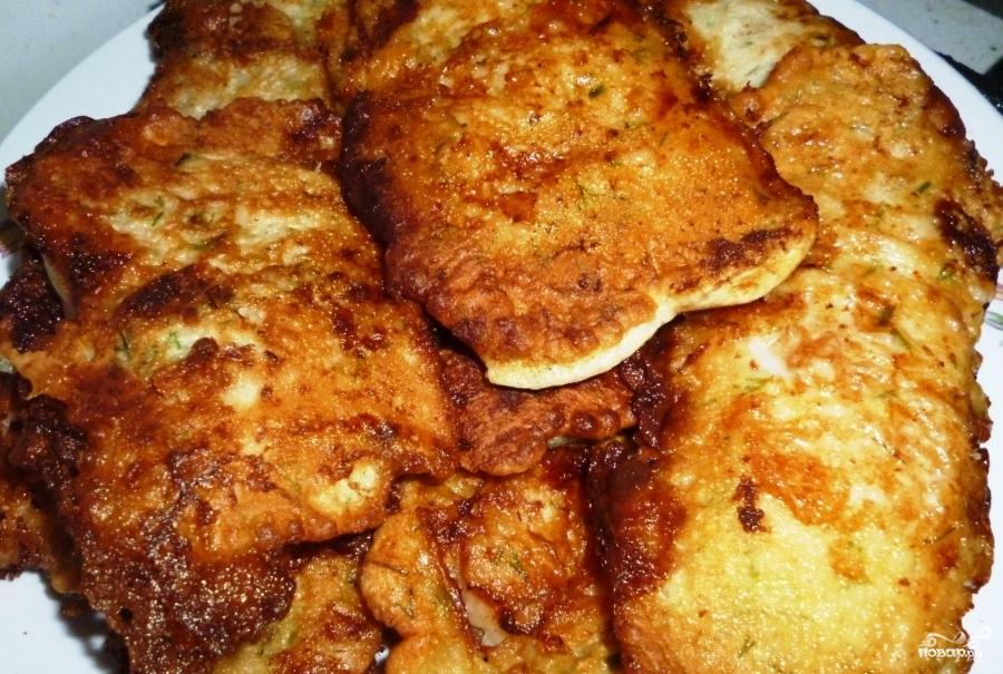 Филе пангасиуса в кляре - фото шаг 8