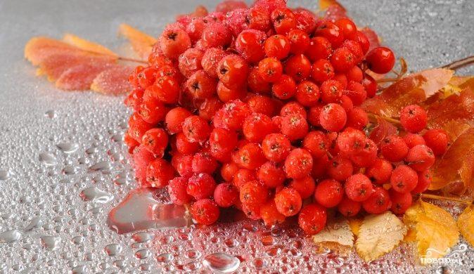 Варенье из сладкой рябины
