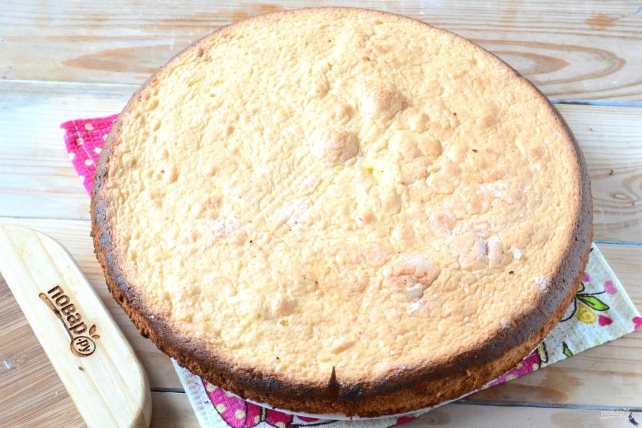 Бисквит рецепт классический с фото в духовке