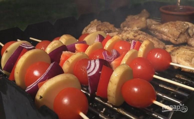 курица на гриле рецепт приготовления