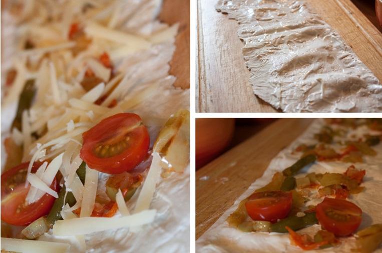 Как сделать вегетарианскую шаурму
