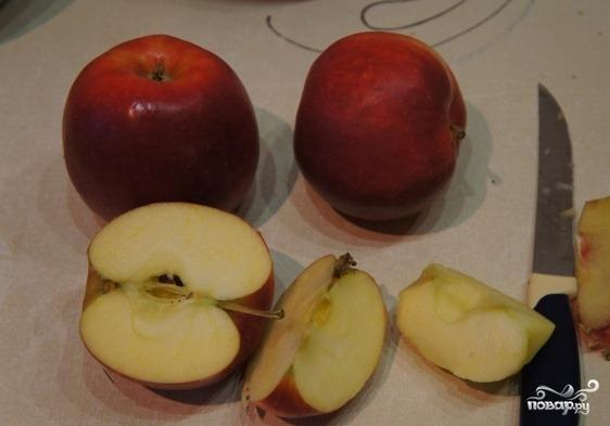 Яблочный десерт - фото шаг 4