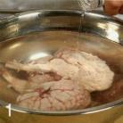 Рецепт Телячьи мозги в панировке