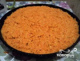Запеканка из моркови - фото шаг 7