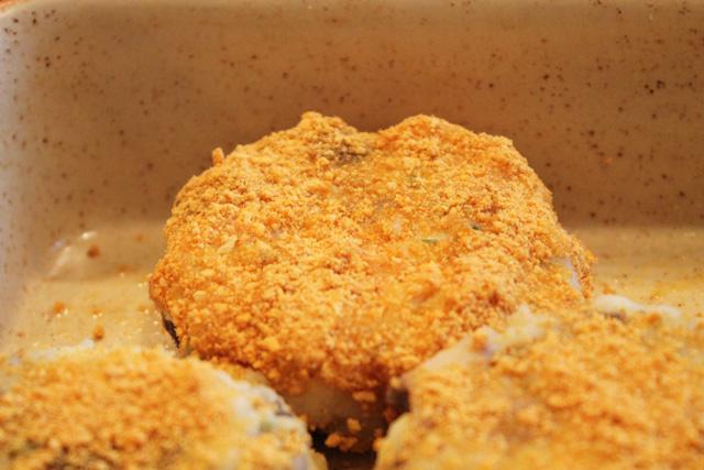 Картофельные котлеты в духовке - фото шаг 8