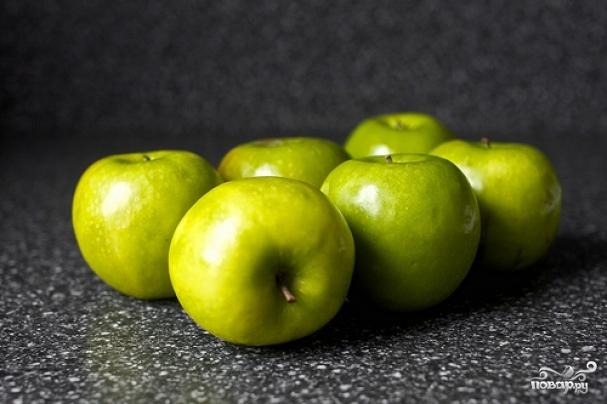пышная шарлотка на сметане с яблоками рецепт