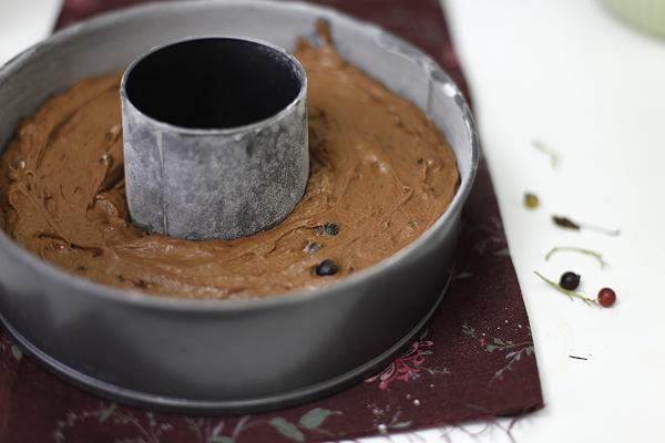 Кекс со смородиной - фото шаг 7