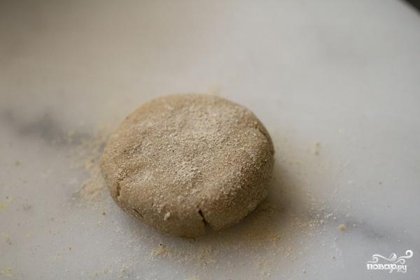 Амарантовые хлебцы - фото шаг 6