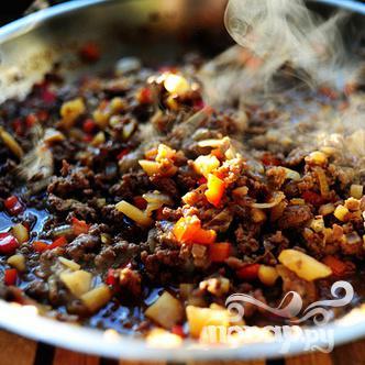 Индейка и салат-латук - фото шаг 19
