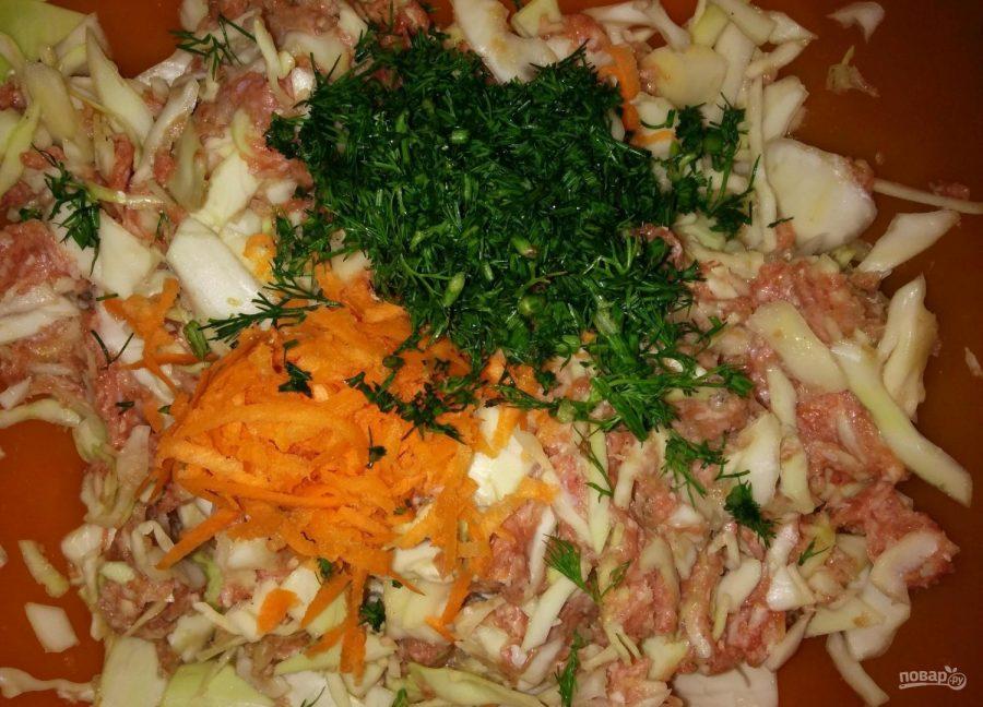 Овощные голубцы без риса рецепт с пошагово