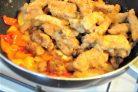 Свинина по-китайски с ананасами (Го Бао Жоу)