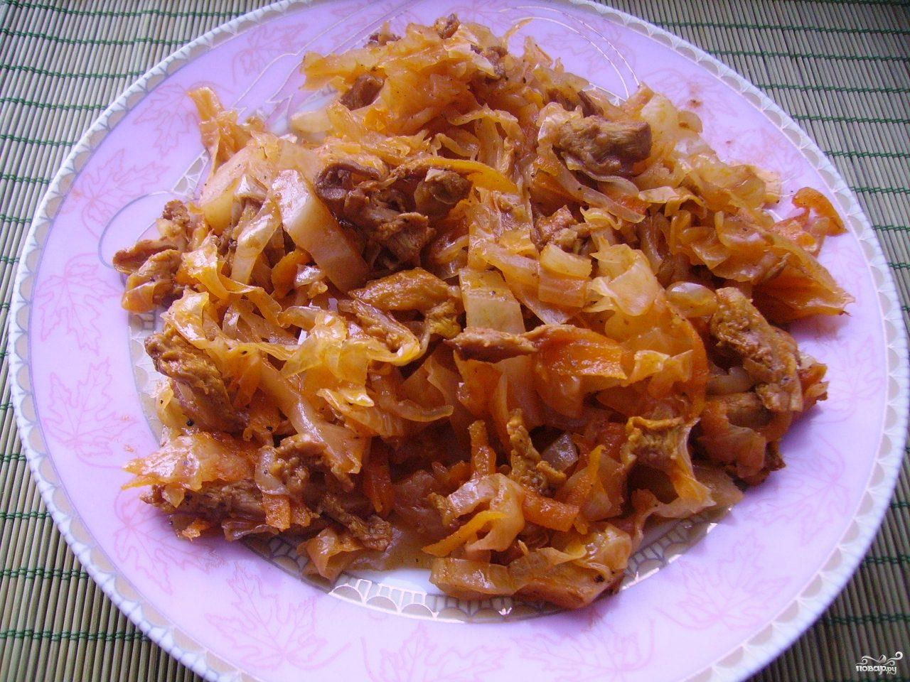 Простой рецепт блюда из куриного филе