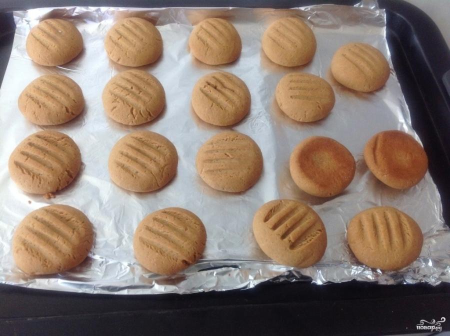 Хрустящее печенье - фото шаг 7