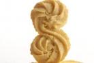 Итальянское печенье с полентой