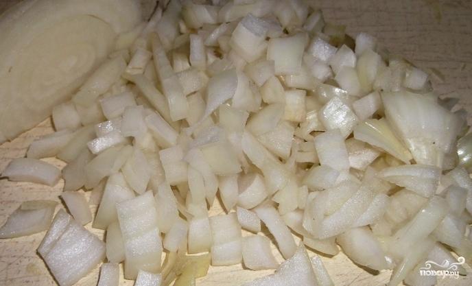 Мясо, тушенное с грибами в сметане - фото шаг 2