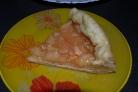 Пирог с яблочным вареньем в мультиварке