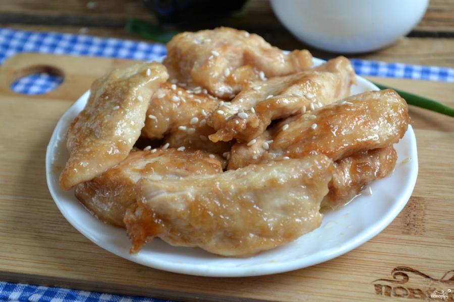 Маринад для курицы с соевым соусом - фото шаг 6