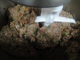 Кофта-кебаб в лаваше - фото шаг 3