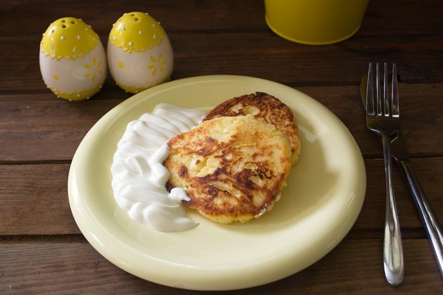 сырники классические рецепт с манкой и сметаной
