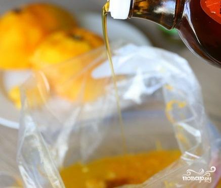 Апельсиновый соус к рыбе - фото шаг 3
