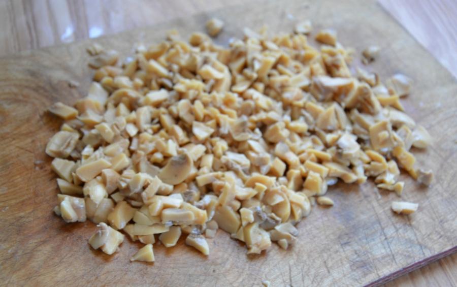 Спагетти с грибным соусом - фото шаг 2
