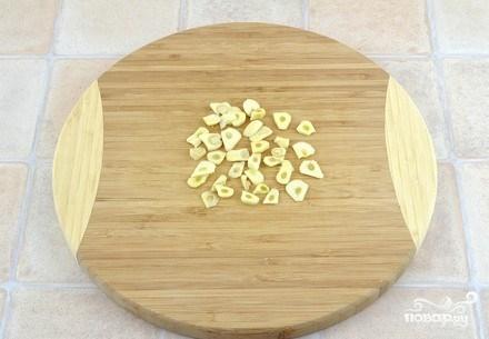 Маринованная свекла с чесноком - фото шаг 3
