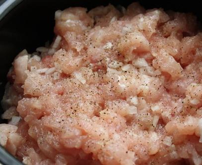 Рецепт Острая курица в сливочном соусе
