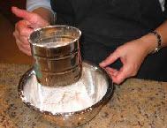 Бисквит, основа - фото шаг 4