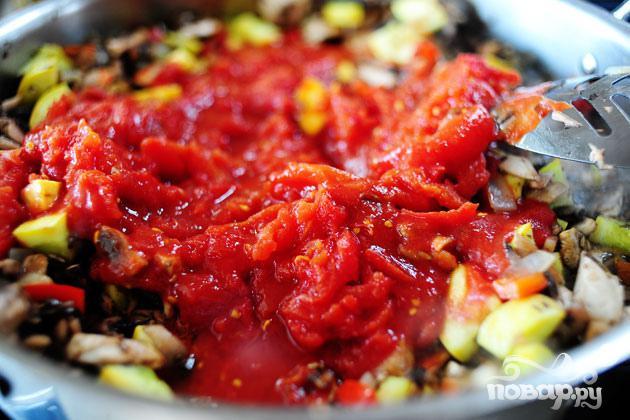 Овощная лазанья - фото шаг 4