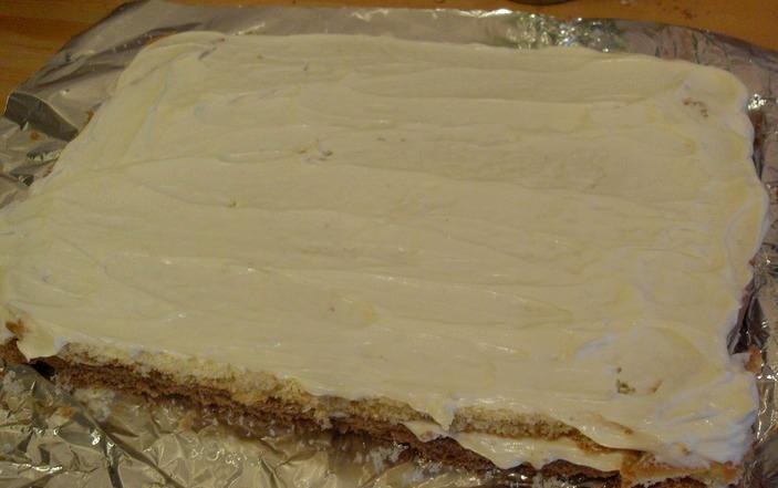 """Торт """"Книга"""" - фото шаг 3"""