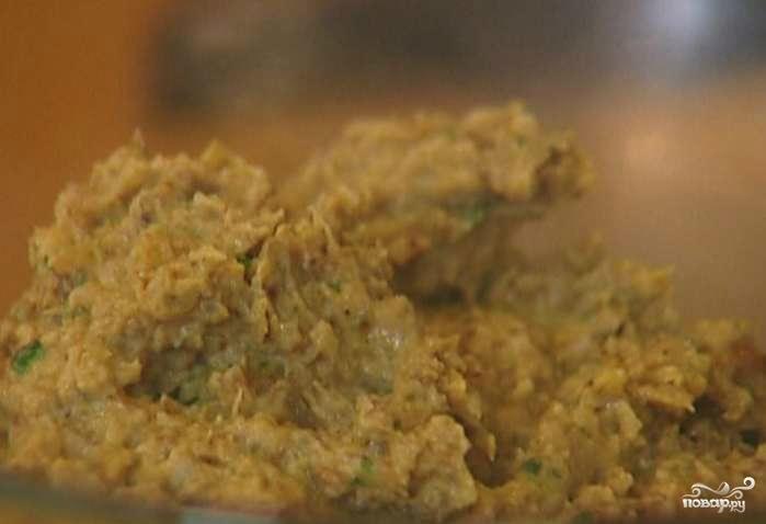 Котлеты из гречки с грибами - фото шаг 4
