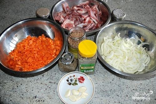 Рецепт Бараньи ребрышки жареные