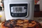 Картофельная запеканка в мультиварке Поларис