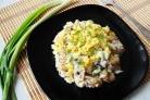 Салат из индейки с фасолью