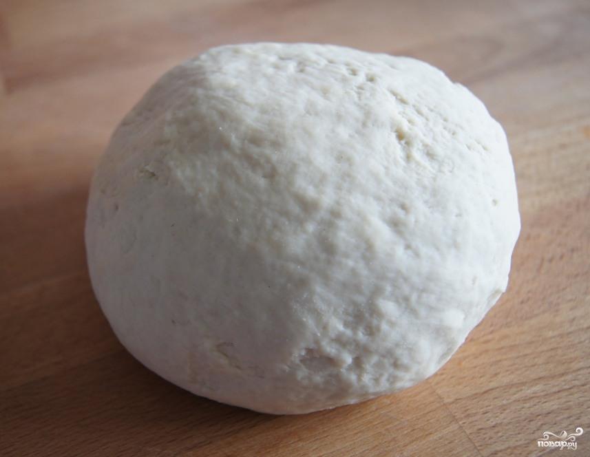 Тесто для пельменей на минералке