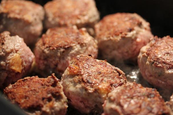 Тефтели мясные - фото шаг 5