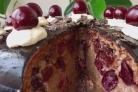 Торт Пьяная вишня (нежный и сочный)