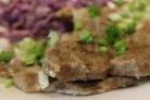 Мясо по-французски в пароварке