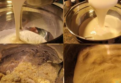 """Торт """"Рыжик"""" классический рецепт - фото шаг 3"""