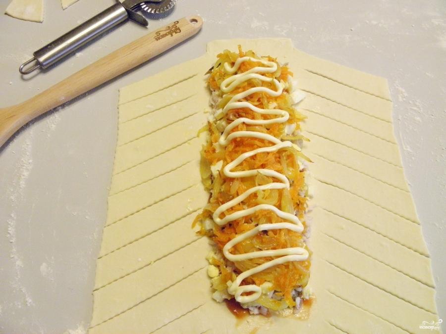 Тесто на кефире для оладьев пошаговый рецепт 90