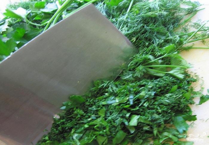 Лосось малосольный - фото шаг 3