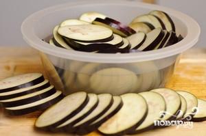 Рецепт Запеканка из баклажанов с мясом