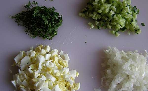 Тарталетки с начинкой рецепты с фото простые новые фото