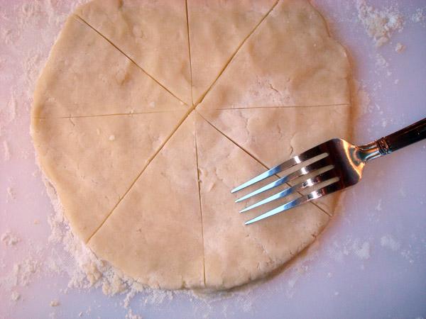 Печенье песочное рассыпчатое - фото шаг 4