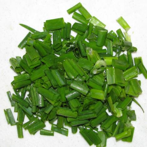 Вегетарианский салат из пекинской капусты - фото шаг 4