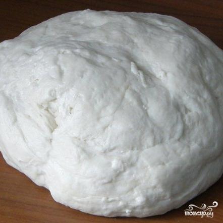 Постное тесто для пирожков - фото шаг 6