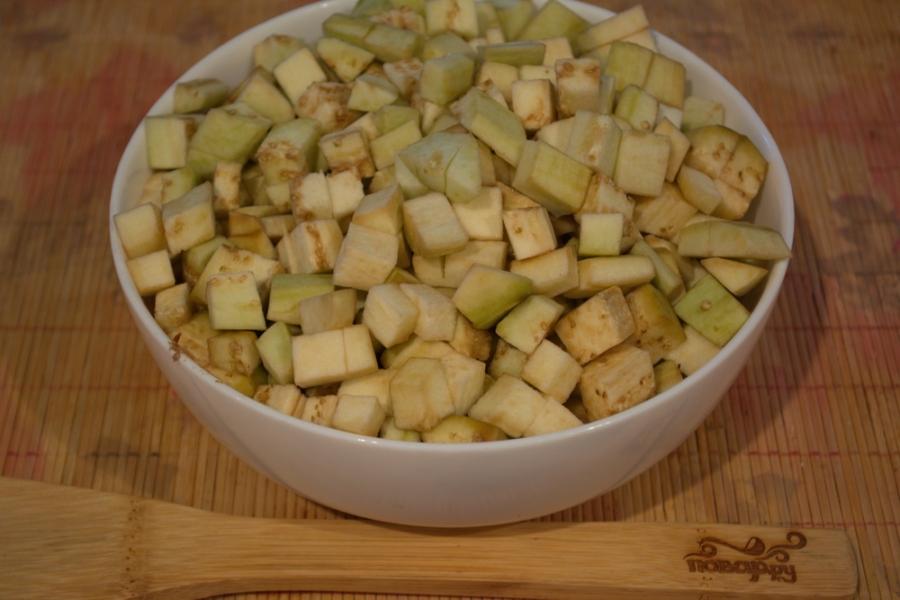 Рецепт Баклажаны, жареные с фаршем